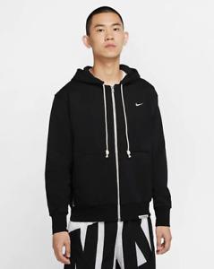 Nike Men's Full-Zip Basketball Hoodie Dri-FIT Standard Issue Jacket
