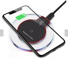 Fantasy Wireless Limitless Charger QI Standard Wireless Charging Pad (White)