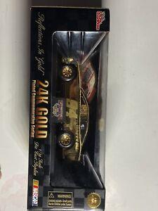 1999 Bill Elliott #94 Service Merchandise 24k Gold 1:24 Die Cast Car McDond's