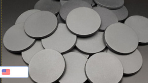 Pack of 20, 50 mm Plastic Round Bases Miniature Wargames Table Top Gaming 40K