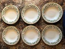 New ListingLenox Holiday Dimension Soup Bowls Set Of 6