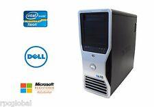 Dell Precision T7500 Workstation Xeon 12 Core 3.33GHz 64GB RAM SSD HD Quadro 5K