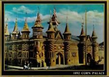 (vht) Mitchell SD: Corn Palace, 1892