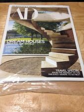 May 2017 Architectural Digest Mag New on a plastic bag