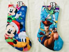 New listing 1 Mickey Mouse Snoopy Despicable me Minions Toy story Woody Christmas stocking