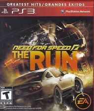 Need For Speed The Run Greatest Hits PS3 - LN