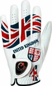 New UK United Kingdom Golf Glove Size XL Left Hand Rory McIIroy ___S118