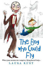 The Boy Who Could Fly by Laura Ruby (Paperback) New Book