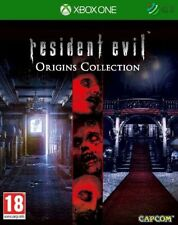 Resident Evil Origins Collection Xbox One * NEW SEALED PAL *