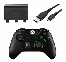 XBOX ONE 2000mAh Batteria Ricaricabile KIT PACK + GRATIS 2meter lungo Charge Cavo