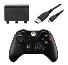 Xbox One 2000mah Batería Recargable Kit De Paquete + Gratis 2meter largo cable de carga