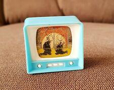 Vintage Lenticular Television Plastic Flicker TV Pencil Sharpener Made In China
