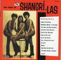 The Shangri-Las ~ The Very Best Of The Shangri-Las. CD. The 60s. New.