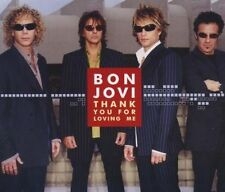Bon Jovi thank you for Loving UdM (2000, #5727162) [maxi-CD]