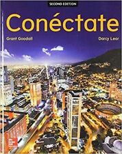 Conectate By Darcy Lear Grant Goodall second edition new sealed