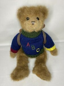 The Bearington Collection Bear - With Bear Backpack  - Great condition