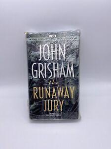 John Grisham Ser.: The Runaway Jury by John Grisham (1996, Audio Cassette,...