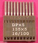 AGHI PER MACCHINE DA CUCIRE INDUSTRIALI 134R, DPX5, 135X5, 135X7, 797, SY1955