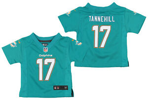 Nike NFL Infants Miami Dolphins Ryan Tannehill #17 Game Day Jersey