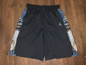 NIKE GEORGETOWN HOYAS AUTHENTIC HYPER ELITE BASKETBALL GAME SHORTS JORDAN
