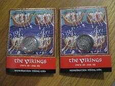 Viking coin packs-Cnut penny et st. peter monnaie