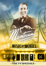 Mantovani's Music From the Movies - The Mantovani TV Specials 2014 DVD