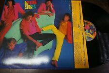 """THE ROLLING STONES - Dirty Work, LP 12"""" SPAIN 1986"""