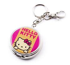 Mini Ashtray Cigarette Keyring For Keys Hello Kitty Keychain