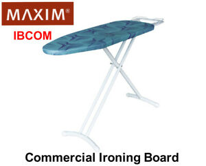 MAXIM Laundry-Pro Lightweight Portable Commercial Ironing Board IBCOM-NEW
