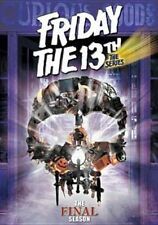 Friday The 13th The Series Final Seas 0097361424446 DVD Region 1