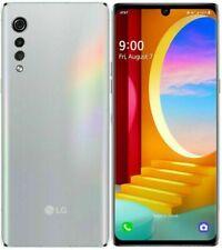 New listing Lg Velvet 5G Lmg900Um - 128Gb - Aurora Silver (At&T) (Single Sim) New In Box