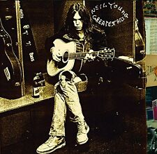 NEIL YOUNG GREATEST HITS CD ALBUM (ORIGINAL MASTER MIXES)