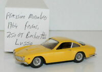 PRECISION MINIATURES 1/43 WHITE METAL - 1964 FERRARI  250 GT BERLINETTA LUSSO