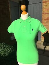 BNWT 100% Genuine Ralph Lauren Women Polo Short Sleeve T-Shirt Size-S