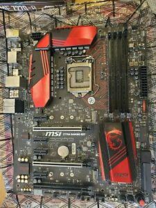 MSI Z170A Gaming M7 LGA1151 DDR4 M.2 USB 3.1 HDMI DVI-D Motherboard