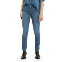 Levi's 711 Women's Skinny Jeans Filiforme-Indigo Rays Size W30/L30