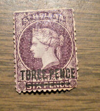 British Africa: St Helena - Scott's # 27 - from 1862