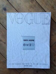 Vogue Portugal Settembre / September 2020 - 100% Hope