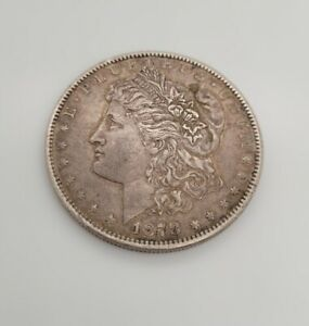 1878 CC Carson City $1 Morgan Dollar Ungraded