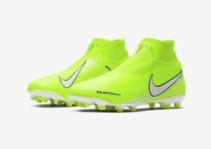 NIKE PHANTOM VISION VSN ELITE DF FG MG SOCCER CLEATS ACC Size 5 $175
