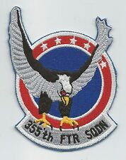 355th FIGHTER SQUADRON #1 patch