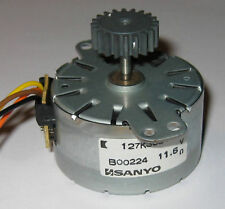 Sanyo Alternator - Wind Water Hydro Permanent Magnet Small Alternator with Gear