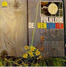 FOLKLORE DE VENEZUELA reyna/castro/aquino.. LP RARE VG+