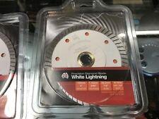 TT105 White Lightning Diamond Blade 105mm 5 Pack