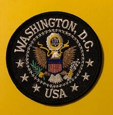 Washington DC USA Patches Patch  576S