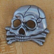 Husaren Totenkopf Skull Biker Pin Button Badge Anstecker Anstecknadel 380