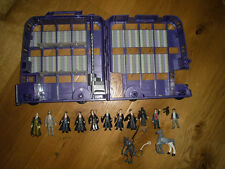 Harry Potter Knight Bus And Figures, Perfect Condition, Vintage Corgi Set