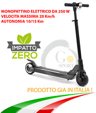 MONOPATTINO ELETTRICO 24 V 250W E-SCOOTER BICICLETTA ELETTRICA FULL OPTIONAL NEW
