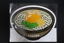 Japan Gotochi Postcard Kagawa Series 1 Sanuki Udon Noodles 2009