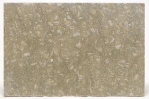 Sea Grass Tumbled Limestone natural  stone wall + floor tile - tile Sample